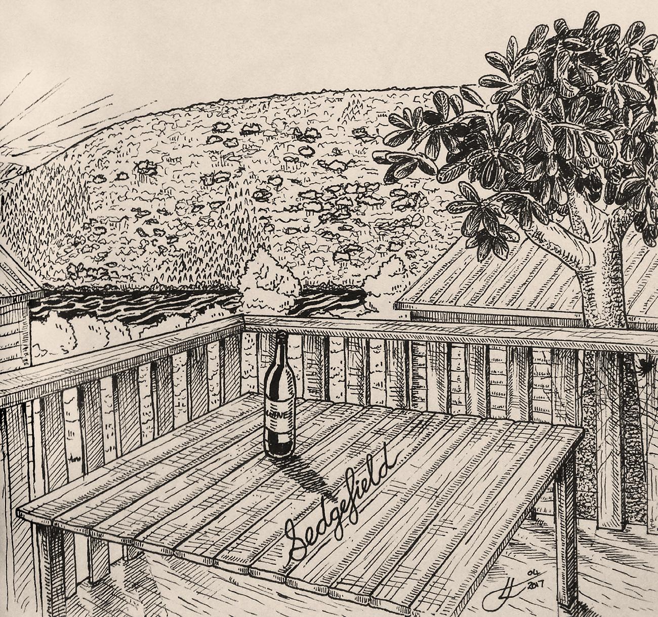 Sedgefield cabin